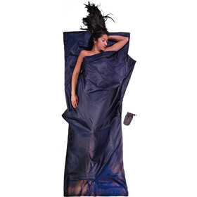 Cocoon TravelSheet Silk/Egyptian Cotton tuareg